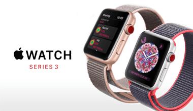 שעוני Apple Watch דור 3