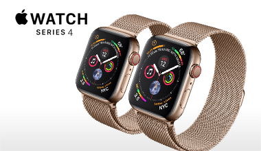 שעוני Apple Watch דור 4