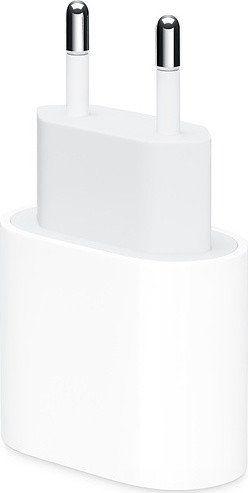 מטען לאייפון ולאייפד פרו Apple 18-watts USB-C Power Adapter MU7V2ZM/A