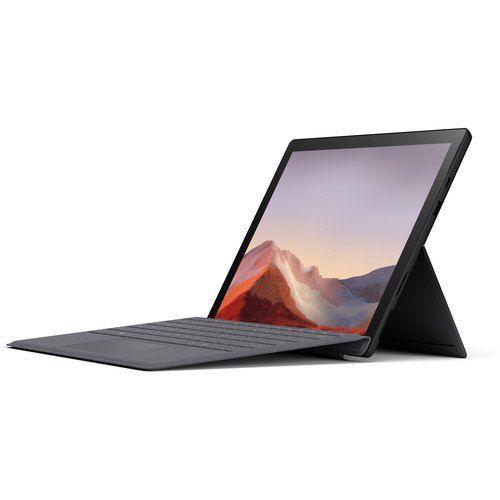 Microsoft Surface Pro 7, 256GB, i5, 8GB, Black, PVR-00016