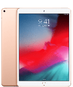 """אייפד אייר Apple iPad Air 10.5"""" 256GB WiFi Gold 2019 - דור אחרון"""