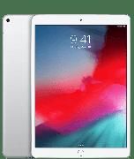 """אייפד אייר Apple iPad Air 10.5"""" 256GB WiFi Silver 2019 - דור אחרון"""