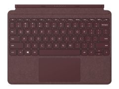 מקלדת לטאבלט Microsoft Type Cover for Surface Go (בורדו)