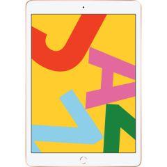 "אייפד Apple 10.2"" iPad Wi-Fi + Cellular 128GB - Gold - 2019 - דור אחרון"