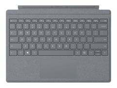 Microsoft Surface Pro 7 Signature Type Cover (Light Charcoal) מקלדת לטאבלט