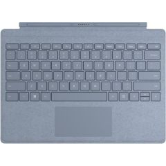 מקלדת לטאבלט Microsoft Type Cover for Surface Pro (Ice Blue)