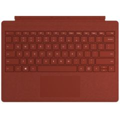 מקלדת לטאבלט Microsoft Type Cover for Surface Pro (Poppy Red)