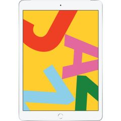 """אייפד Apple 10.2"""" iPad Wi-Fi 32GB - Silver - 2019 - דור אחרון"""