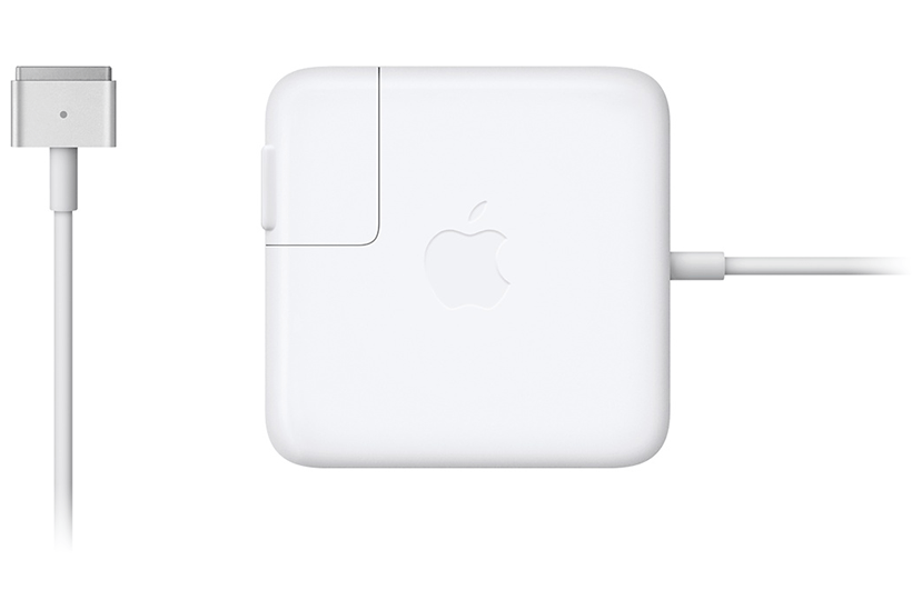 MagSafe2 45W power adapter