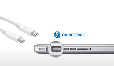 מה זה Thunderbolt